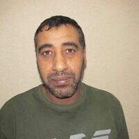 מחמד אבו עדרה, המואשם שפעל כסוכן של חמאס בתוך ישראל (צילום: שירות הביטחון הכללי)