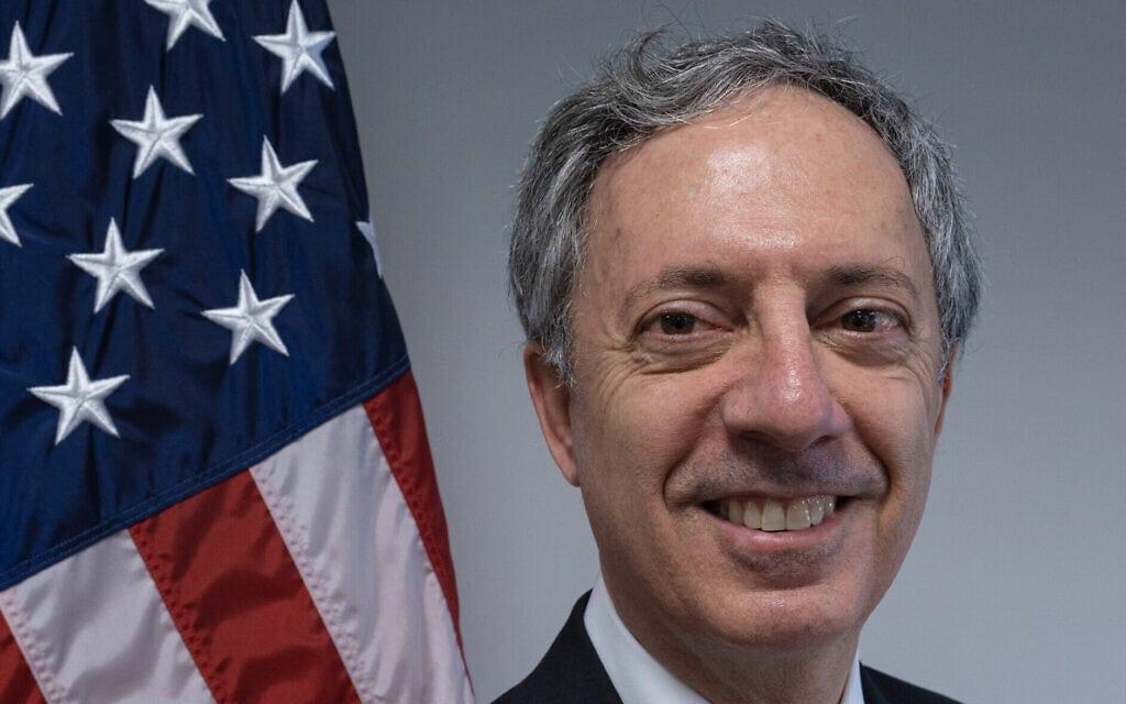 פיטר ברקוביץ' (צילום: US State Department)