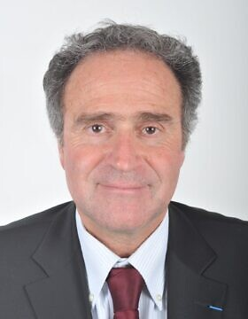 דן קטריבס, ראש אגף סחר חוץ וקשרים בינלאומיים בהתאחדות התעשיינים (צילום: סיד - ישראל)