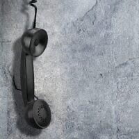 טלפון, אילוסטרציה (צילום: BorisRabtsevich)