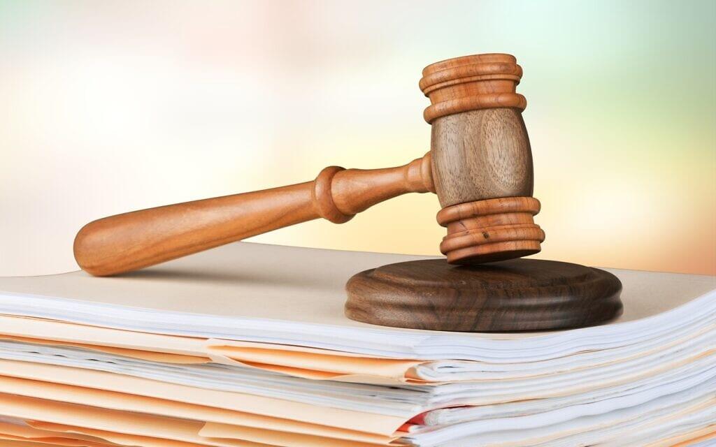 שלטון החוק, אילוסטרציה (צילום: iStock / artisteer)