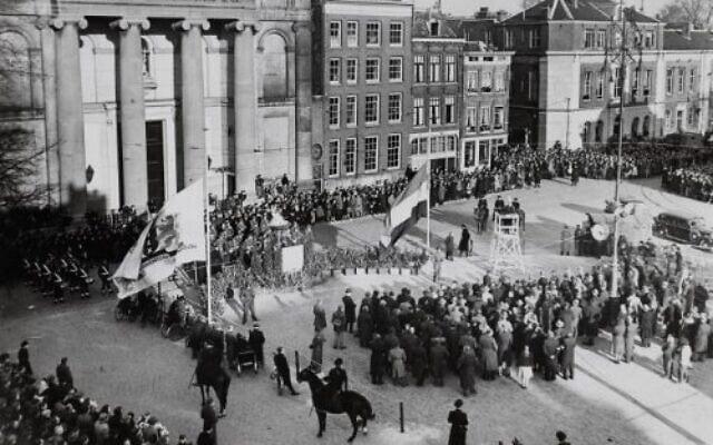 שביתת פברואר באמסטרדם, פברואר 1941