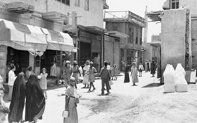 בגדד, 22 ביולי 1942 (צילום: AP)