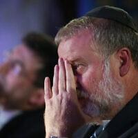 היועץ המשפטי לממשלה אביחי מנדלבליט (צילום: פלאש90)
