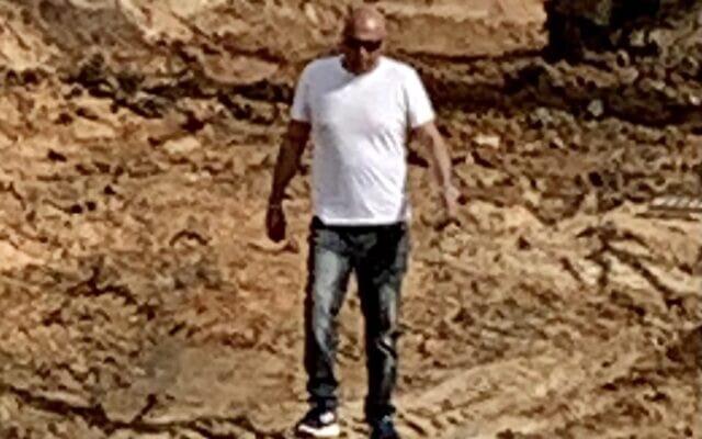 עופר זהבי (צילום: אבנר הופשטיין)