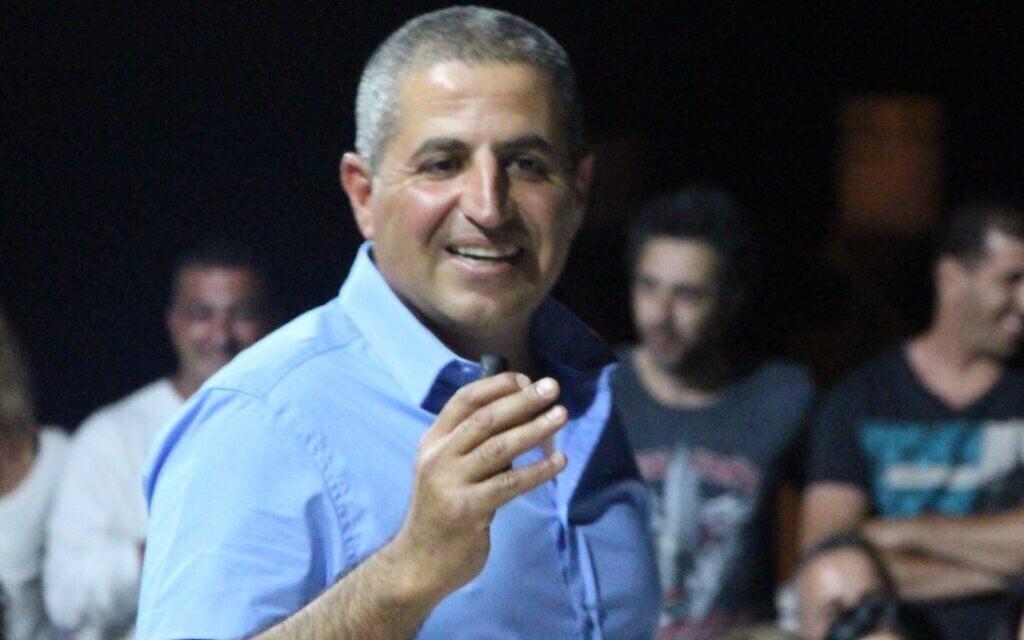 ראש עיריית נהריה רונן מרלי (צילום: ויקיפדיה)