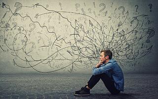 בריאות הנפש, מצוקה פסיכולוגית. אילוסטרציה (צילום: iStock)
