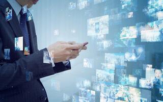 מאגרי מידע וטלפונים סלולריים. אילוסטרציה (צילום: iStock)