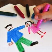 אלימות נגד ילדים. אילוסטרציה (צילום: iStock)