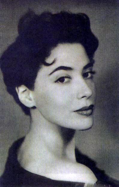 לילי רנה פיליפס בצעירותה (צילום: אוסף לילי רנה)