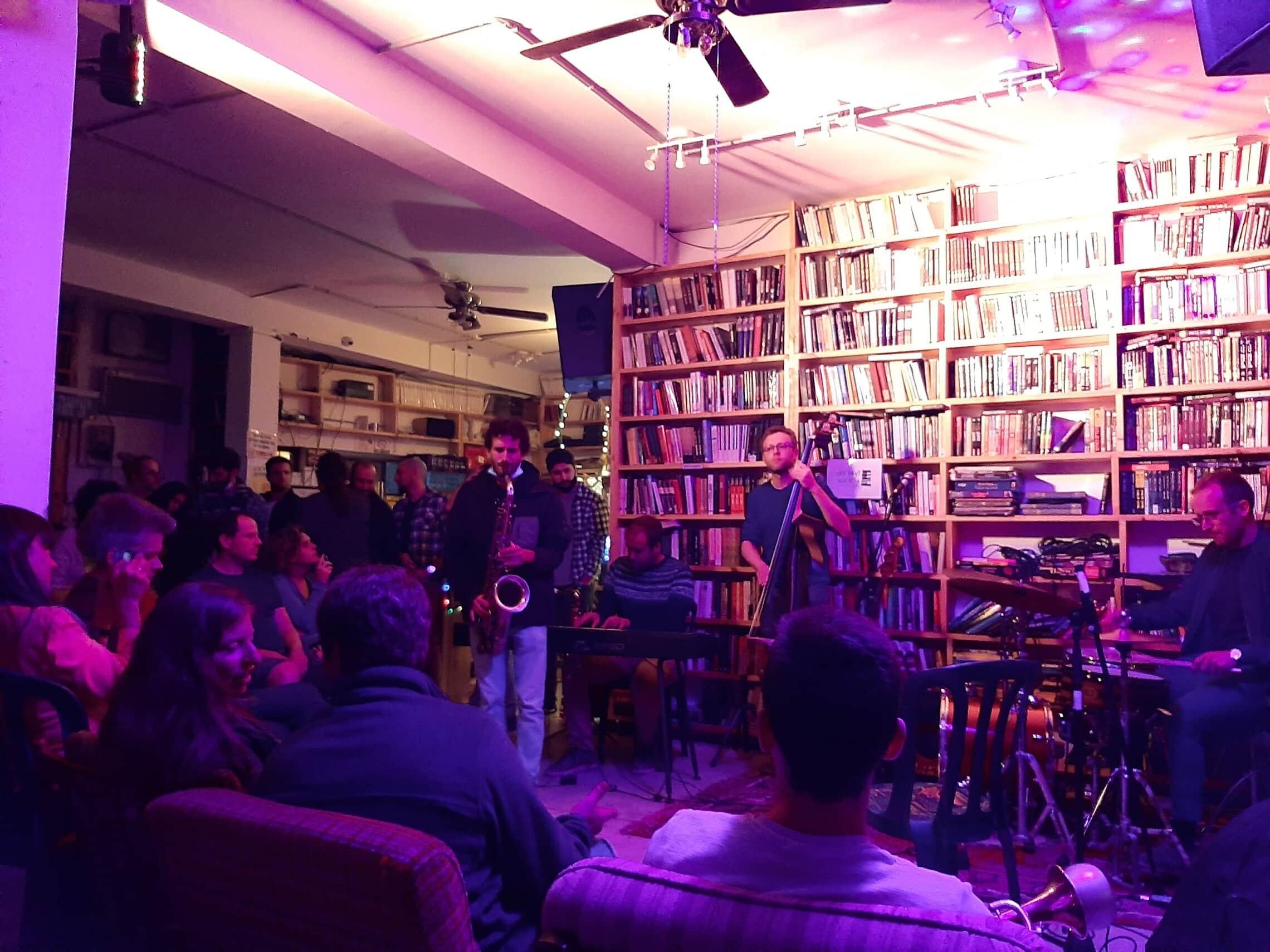 הופעה בגולדמונד ספרים