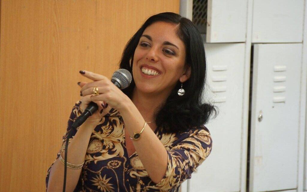 גילה פיין (צילום: מכון פרדס לחינוך יהודי)
