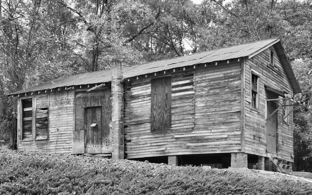 בית ספר מפרויקט גרינוולד במחוז מקלנברג, צפון קרולינה (צילום: אנדרו פיילר)