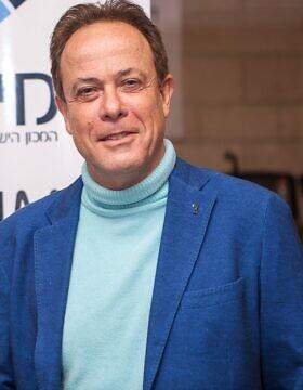 פרופ' אלי פודה (צילום: באדיבות המצולם)