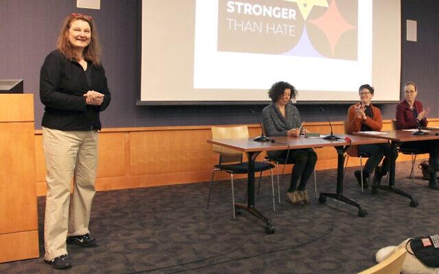 פרופ' אלקה הקנר מאוניברסית איווה (צילום: אוניברסיטת איווה)