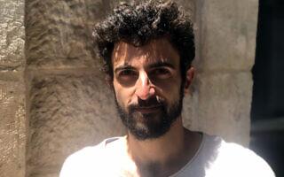 יובל אברהם (צילום: אמיר בן-דוד)