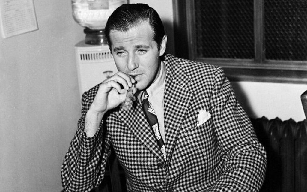 באגסי סיגל ב-1946 (צילום: Pictorial Press Ltd / Alamy)