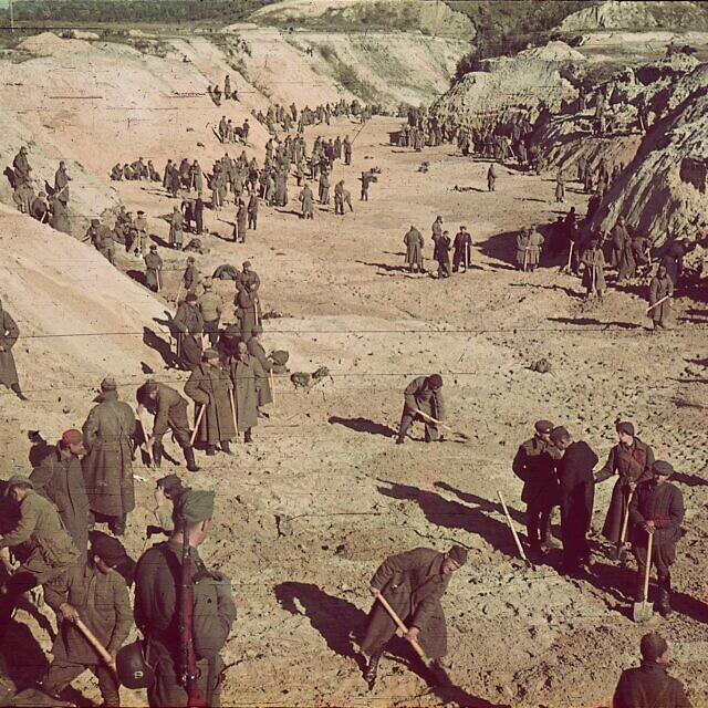 באבי יאר, ספטמבר 1941 (צילום: רשות הציבור)