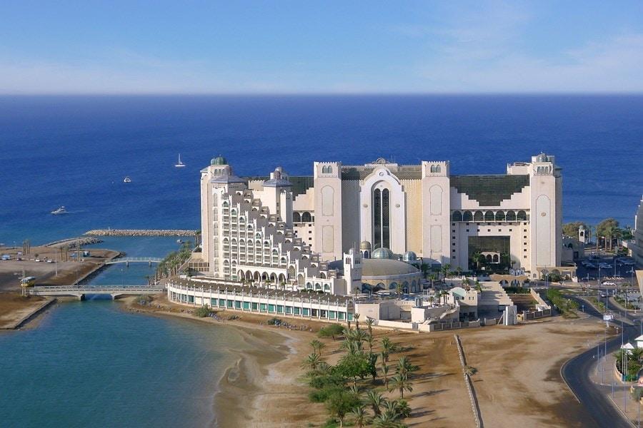 מלון הרודס פתאל באילת (צילום: רשת מלונות פתאל)