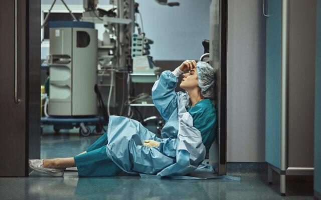רופאה, אילוסטרציה (צילום: iStock)
