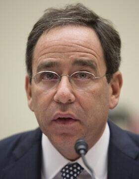 """תומאס ניידס, המועמד לתפקיד שגריר ארה""""ב בישראל (צילום: AP Photo/ Evan Vucci)"""
