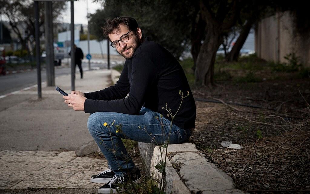 יונתן אוריך (צילום: יונתן זינדל/פלאש90)