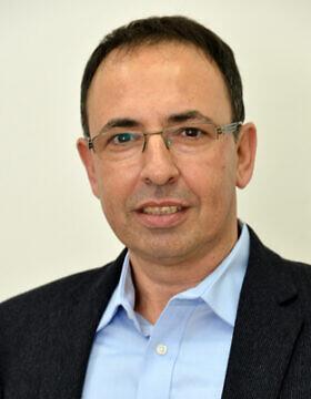 פרופ' דב צביאלי (צילום: מכללת רופין)
