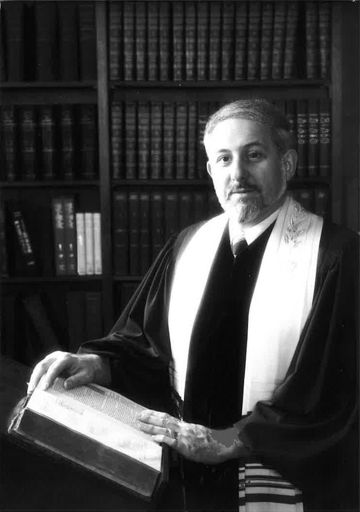 הרב שלדון צימרמן