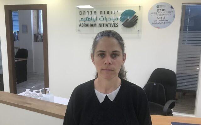 רות לוין-חן (צילום: אמיר בן-דוד)