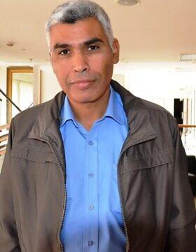 סעיד אלחרומי (צילום: באדיבות המצולם)
