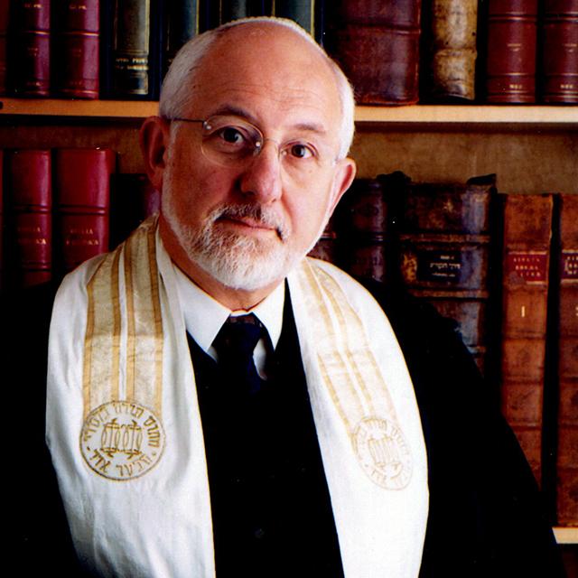 הרב שלדון צימרמן (צילום: בית הכנסת המרכזי)