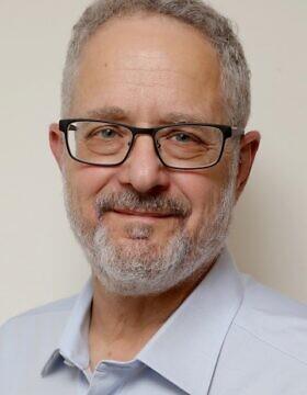 """ד""""ר זאב פלדמן (צילום: יצחק בירן)"""
