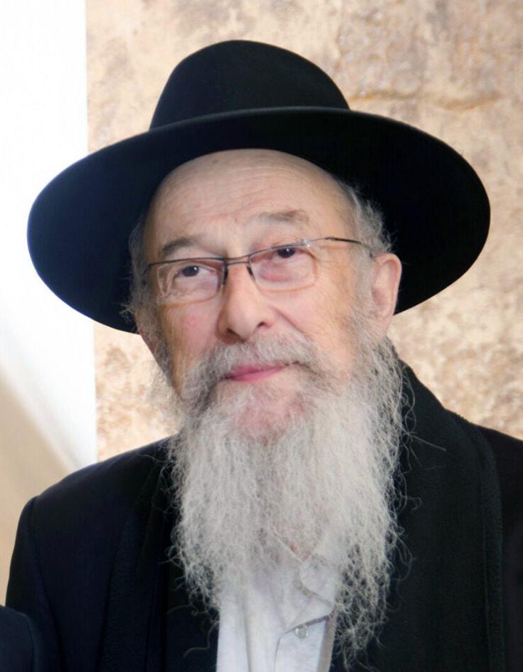 הרב צבי טאו (צילום: מפלגת נעם)