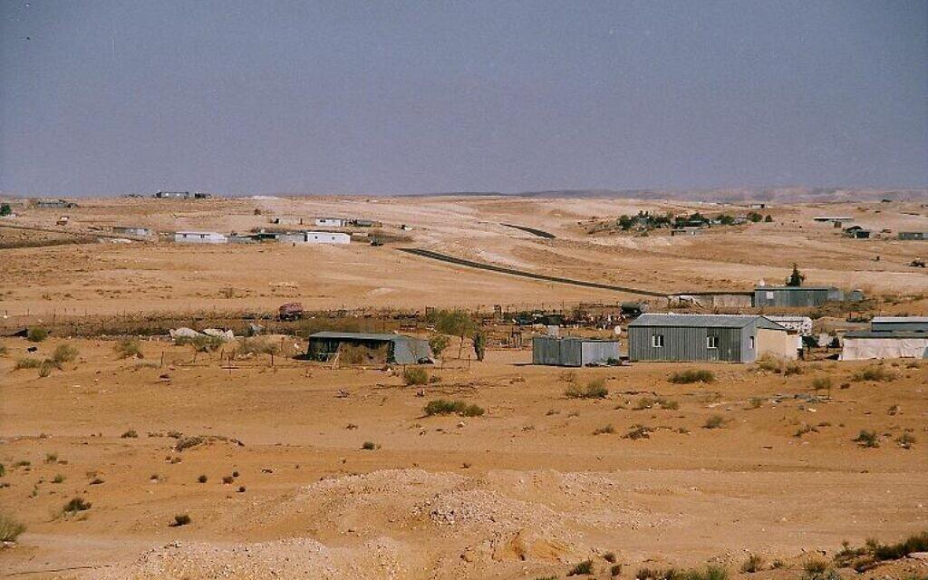 ביר הדאג' ב-2009 (צילום: ויקיפדיה)
