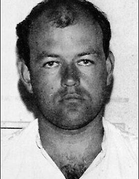 קולין פיצ'פורק בעת מעצרו (צילום: משטרת לסטר)