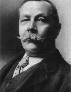 ארתור קונן דויל, 1914