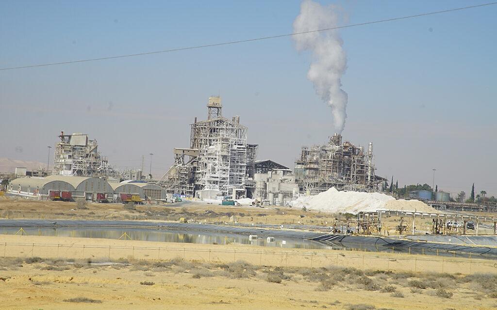 מישור רותם (צילום: גרינפיס)