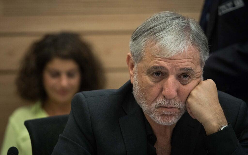 שר הרווחה מאיר כהן (צילום: הדס פרוש/פלאש90)