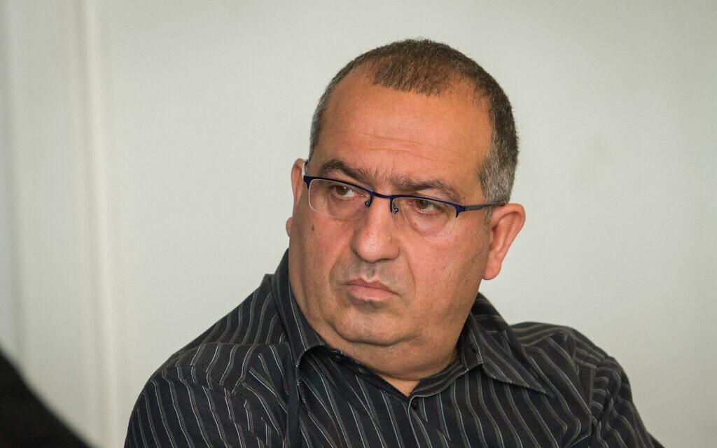 """מפקד גלי צה""""ל שמעון אלקבץ (צילום: Meir Vaknin/Flash90)"""