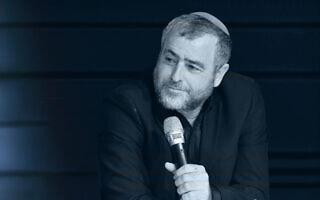 שמעון ריקלין (צילום: פלאש90, עיבוד מחשב)