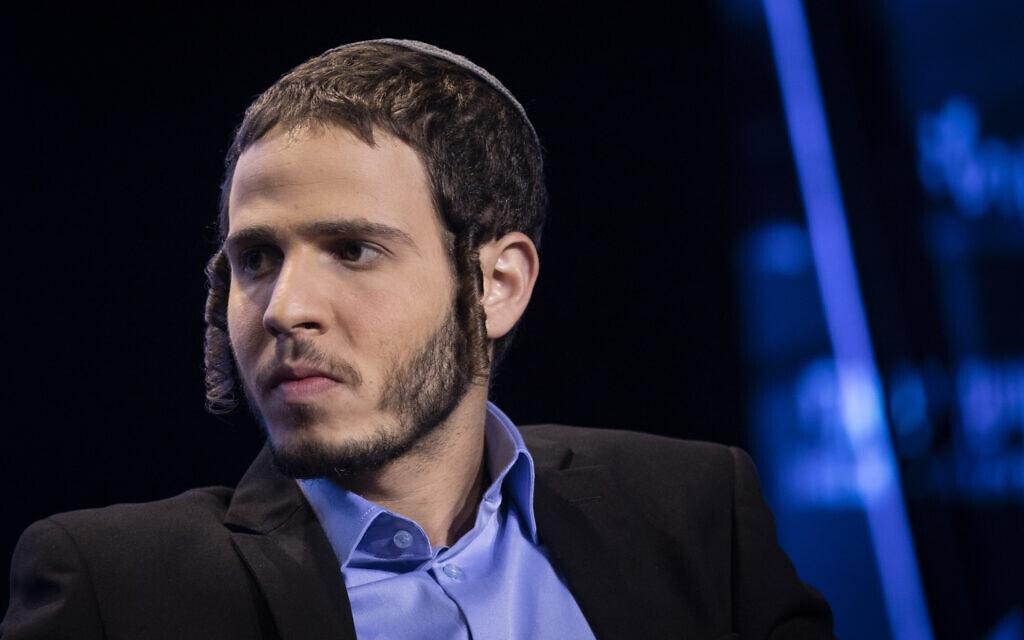 עיתונאי חדשות 12 יאיר שרקי (צילום: הדס פרוש/פלאש90)