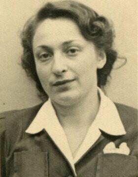 אייבי קניל (צילום: Holocaust Survivors Friendship Association)