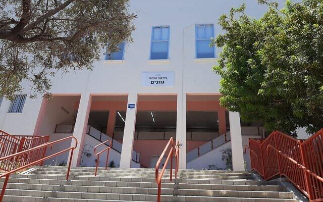 """בית ספר גוונים בדרום תל אביב. """"הילדים לומדים עם עצמם ומדברים בשפה שלהם"""", 15 ביוני 2021"""