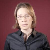 """מו""""לית גלובס אלונה בר און (צילום: צילום מסך)"""