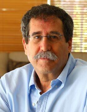 פרופ' דן בן דוד (צילום: מור ברנשטיין)