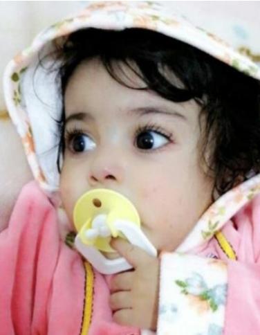 """התינוקת נאדה שמתה ב-2020 בזמן שהמתינה לאישור כניסה לישראל ממשרד הפנים (צילום: באדיבות """"שבת אחים"""")"""