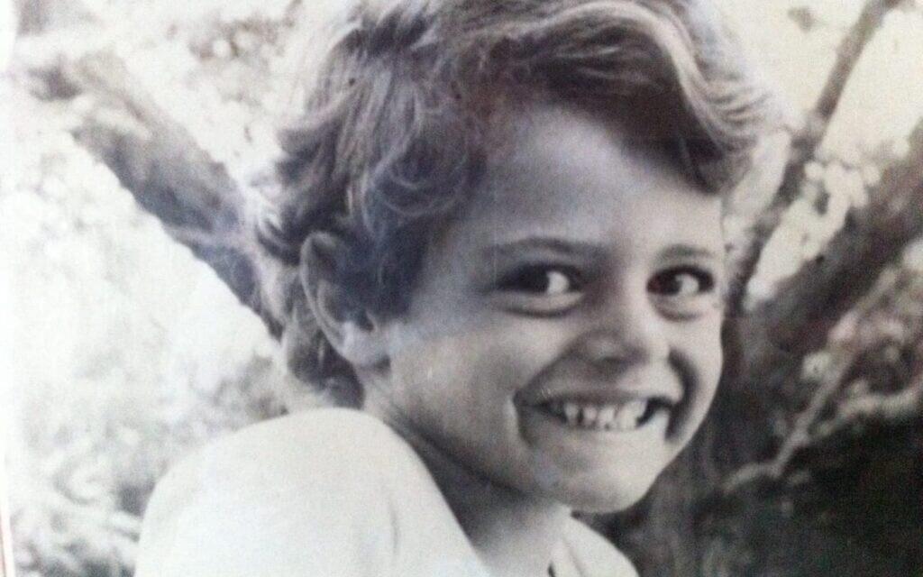 """מוישיק מונדלק ז""""ל, אחיה של רבקל'ה מונדלק, שנהרג בגיל 6. הצילום באדיבות המשפחה"""