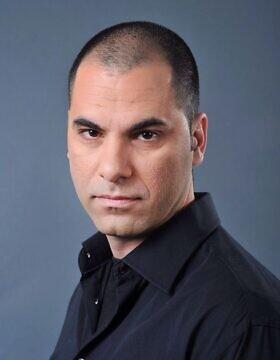 """מנכ""""ל חדשות 13 ישראל טויטו (צילום: אלדד רפאלי, יח""""צ)"""