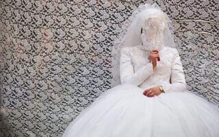 כלה חרדית ביום חתונתה. אילוסטרציה (צילום: יעקב לדרמן/פלאש90)