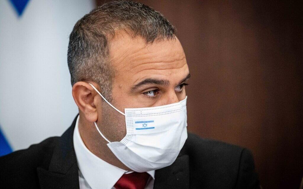 מזכיר הממשלה שלום שלמה (צילום: יונתן זינדל/פלאש90)